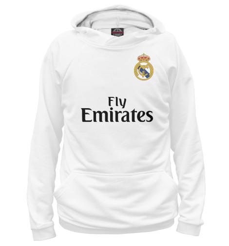 Худи Print Bar Форма Реал Мадрид детская футболка классическая унисекс printio реал мадрид