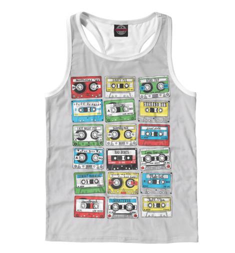 все цены на Майка борцовка Print Bar 80s Tapes онлайн