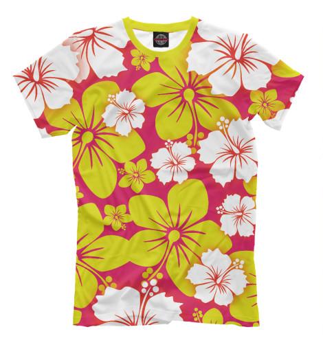 Футболка Print Bar Цветочный футболка print bar цветочный сад