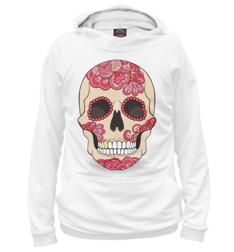 Худи Print Bar Pink sugar scull худи print bar sugar rush