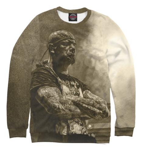 Свитшот Print Bar Phil Anselmo футболка print bar pantera phil anselmo