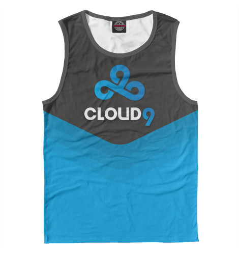 Майка Print Bar Cloud 9 Team [show z store] [pre order] cloud 9 w 01c quakeblast clear version c9 cloud9 quakeblast quake blast transformation action figure