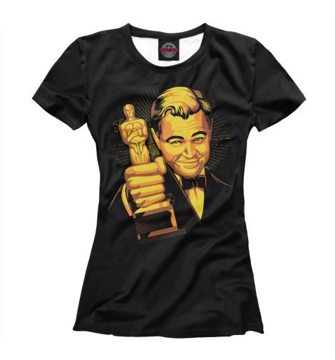 Футболка Print Bar Дикаприо - Оскар футболка print bar shogun assassin
