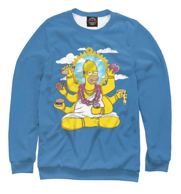 Купить Мужской свитшот Homer SIM-295393-swi-2