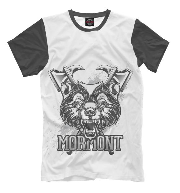 Купить Мужская футболка Mormont IGR-507908-fut-2