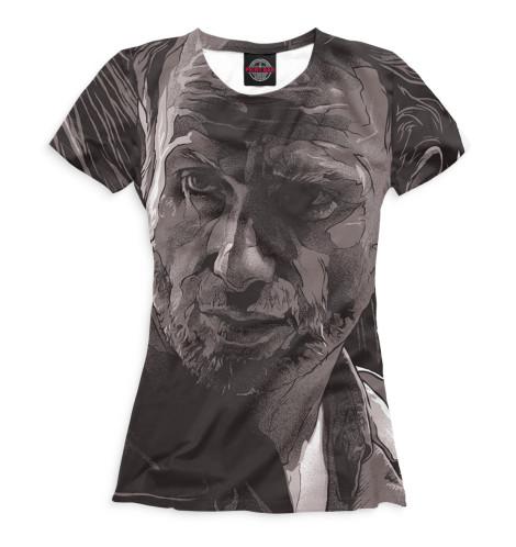 Женская футболка Рик Граймс