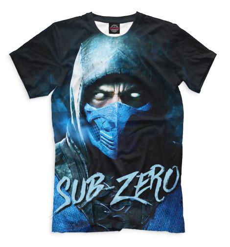 Мужская футболка Sub-Zero