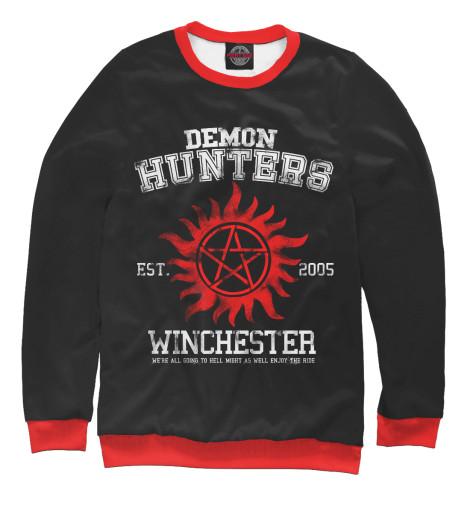 Свитшот Print Bar Demon Hunters футболка print bar demon hunters