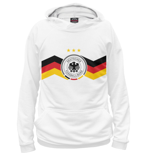 Худи Print Bar Сборная Германии свитшот print bar сборная германии