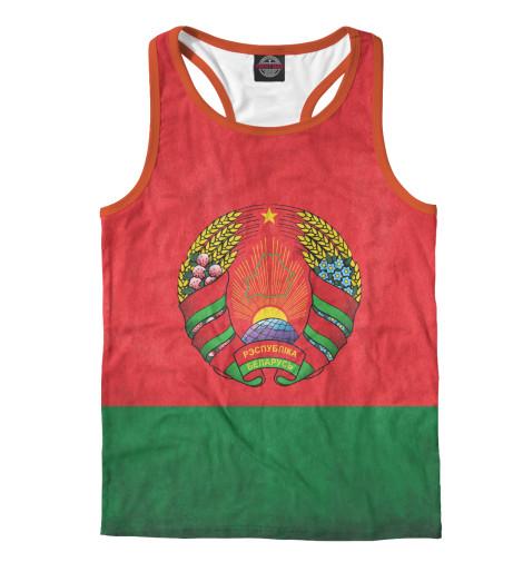 Купить Майка для мальчика Флаг Беларуси CTS-275249-mayb-2