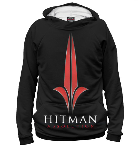 Худи Print Bar Hitman Absolution