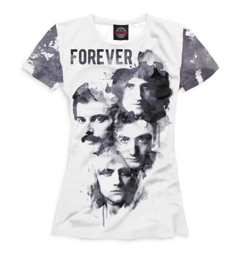 Женская футболка Forever