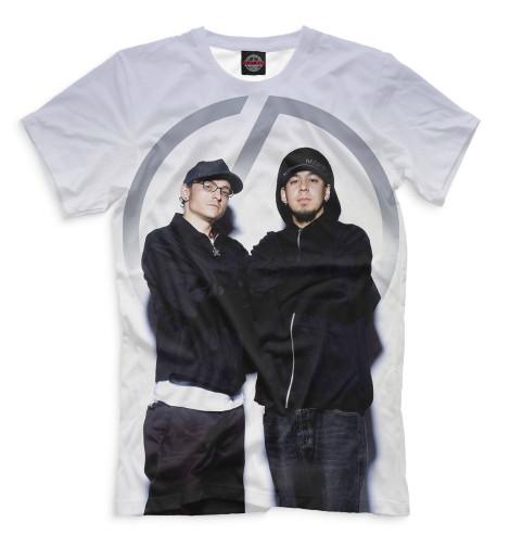 Мужская футболка Linkin Park