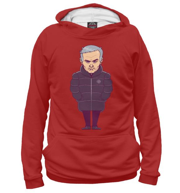 Купить Худи для девочки Jose Mourinho MAN-139043-hud-1