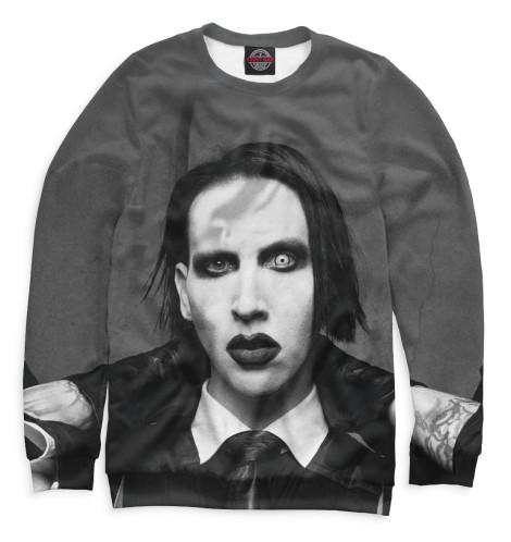 Мужской свитшот Marilyn Manson