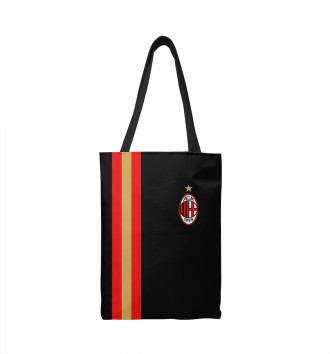 Сумка-шоппер AC Milan / Line Collection