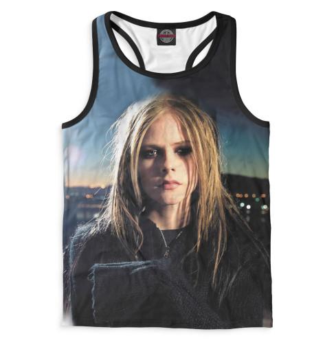 Мужская майка-борцовка Avril Lavigne