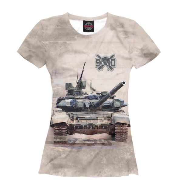 Купить Женская футболка Т-90 TNK-861721-fut-1