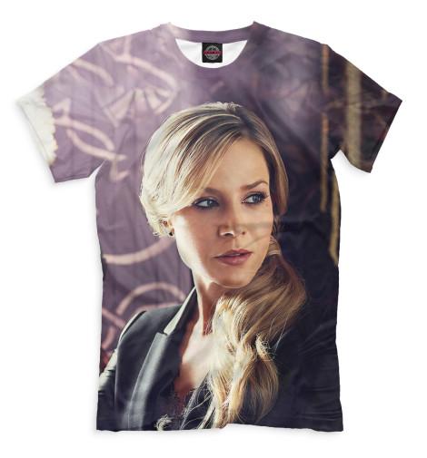 Мужская футболка Аманда Роузвотер