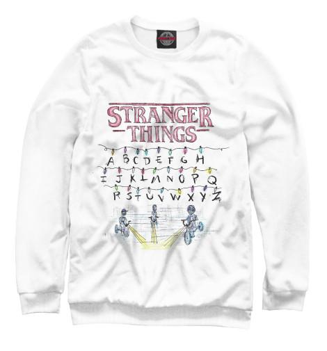 Свитшот Print Bar Stranger Things the beautiful stranger