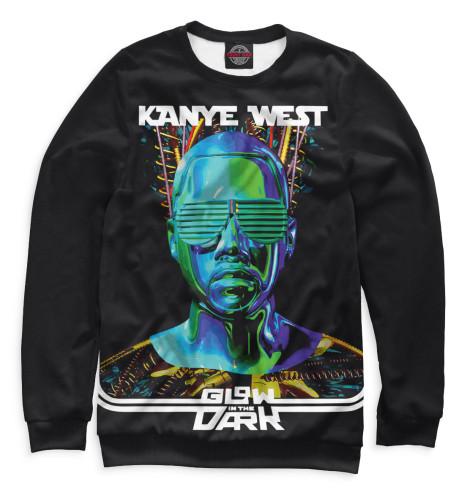 Женский свитшот Kanye West