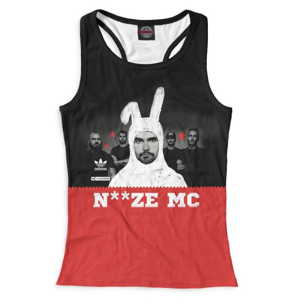 Купить Майка для девочки Noize MC NMC-243415-mayb-1