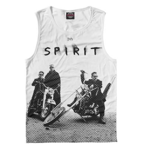 Майка Print Bar Spirit велотренажер spirit fitness xbr25 2017