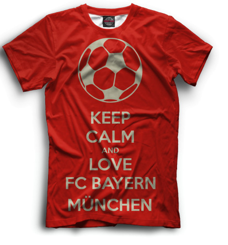 Мужская футболка Bayern Munchen