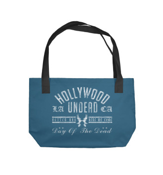 Пляжная сумка Hollywood Undead DOTD logo5