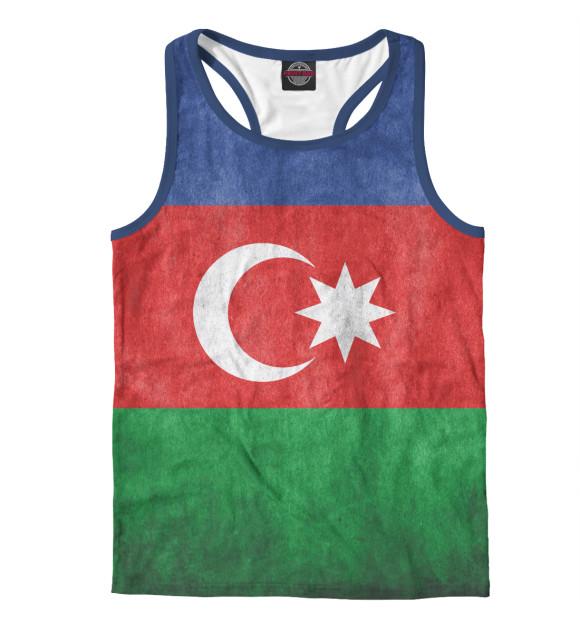 Купить Майка для мальчика Флаг Азербайджана CTS-188115-mayb-2
