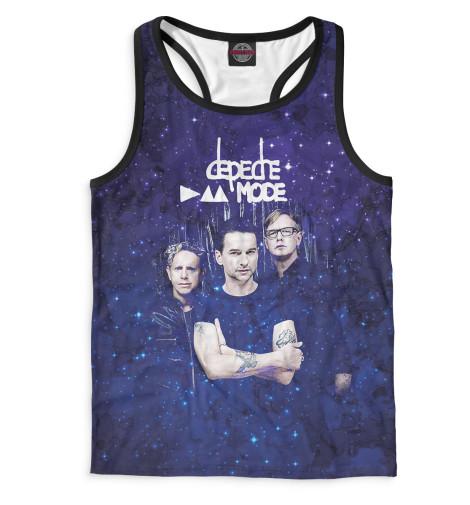Майка борцовка Print Bar Depeche Mode майка борцовка print bar depeche mode