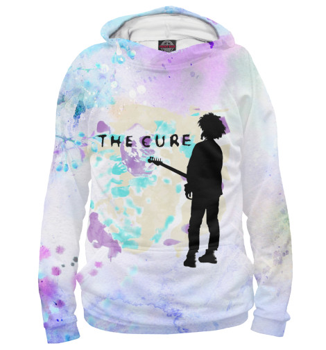 Худи Print Bar The Cure толстовка wearcraft premium унисекс printio the cure