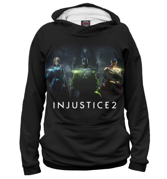 Купить Мужское худи Injustice 2 INJ-295174-hud-2