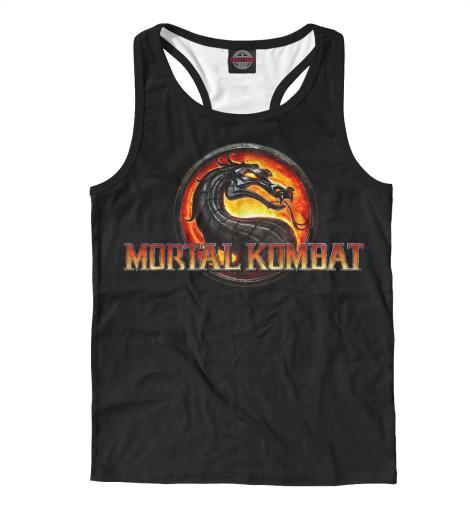 все цены на Майка борцовка Print Bar Mortal Kombat