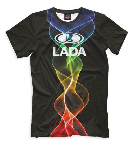 Купить Мужская футболка LADA LAD-529443-fut-2