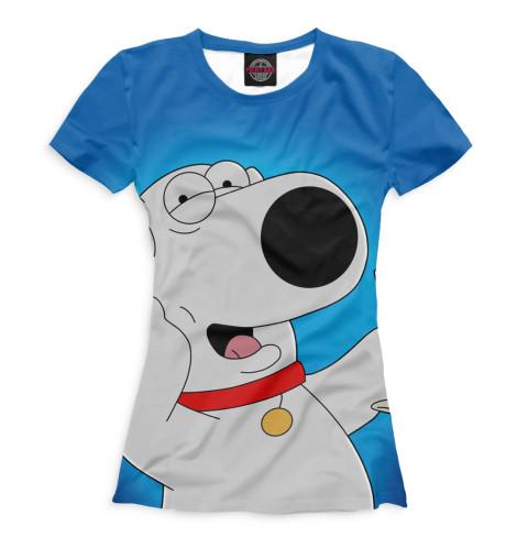 Купить Женская футболка Брайан FAM-497722-fut-1