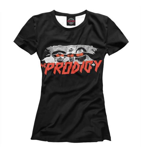 Футболка Print Bar The Prodigy: Invaders Tour бандана sherona