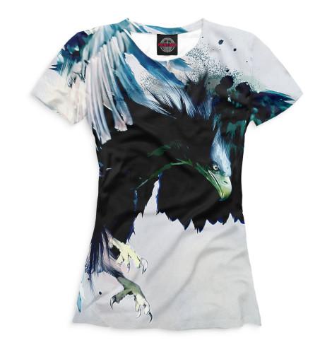Купить Женская футболка Орёл PTI-277980-fut-1