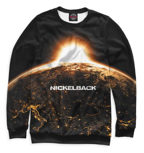 Женский свитшот Nickelback