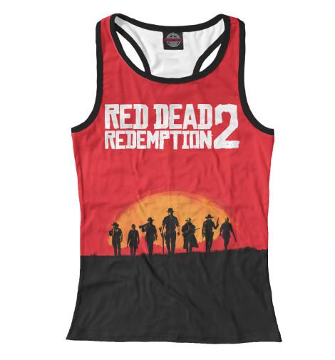 Майка борцовка Print Bar Red Dead Redemption 2 майка борцовка print bar red dead redemption 2