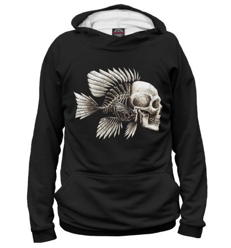 Худи Print Bar Skull Fish худи print bar skull