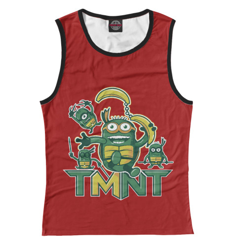 Майка Print Bar TMNT Minions tmnt 12 90545