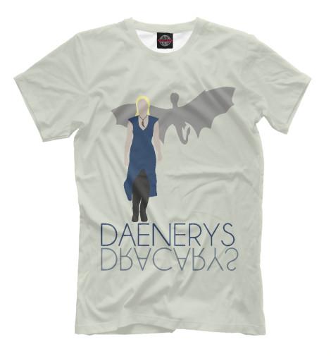 Футболка Print Bar Daenerys майка print bar daenerys