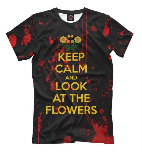 Мужская футболка Ходячие мертвецы HOD-893649-fut-2  - купить со скидкой