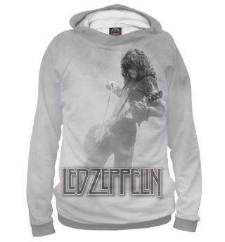 Мужское худи Led Zeppelin Jimmy Page