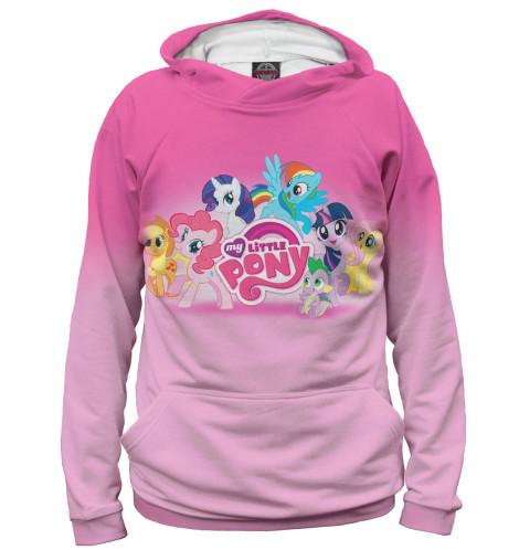Мужское худи My Little Pony