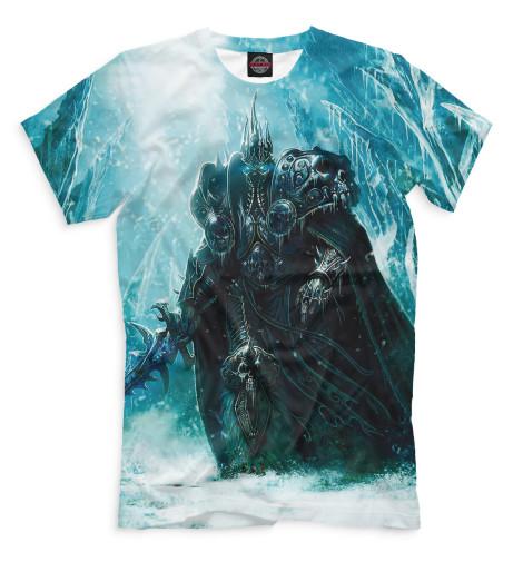 Мужская футболка World of Warcraft