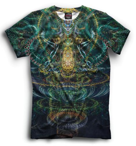 Мужская футболка Psyhodelic