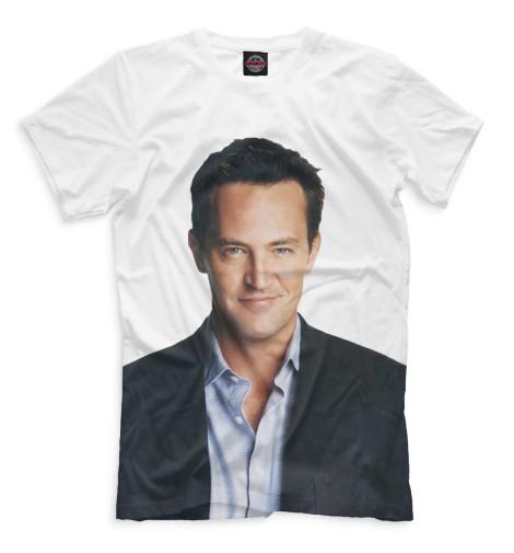 Мужская футболка Чендлер Бинг