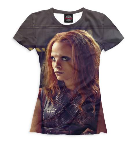 Женская футболка Айриса Ниира